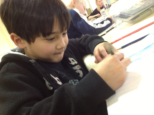 art lessons - home school art curriculum - art for elementary age students - art classes atascadero