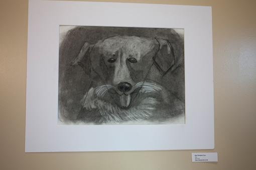 student art show - knoodleu - atascadero art classes - intoduction to art - homeschool art curriculum