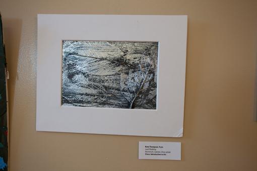 student art show - knoodleu - atascadero art classes - intro to art- homeschool art curriculum