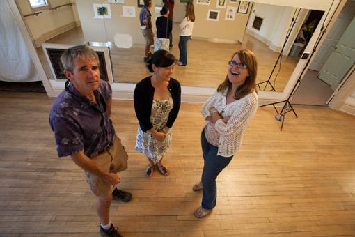 student art show - knoodleu - atascadero art classes - Deborah Swanson - homeschool art curriculum