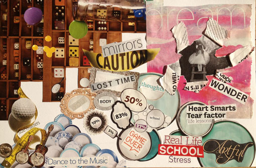 Art projects for Jr. High and Highschool - Surrealism - Drawing on History - Art Lessons for homeschoolers