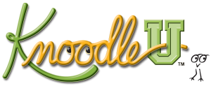 KnoodleU - Drawing on History logo