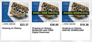 Art History - World History - Art Lessons - Homeschool Art Curriculum - Drawing on History