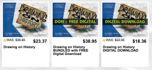Art History - World History - Art Lessons - Homeschool Art Curriculum - Drawing on History