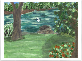 Impressionism - Painting - Drawing on History - Homeschool Art Curriculum