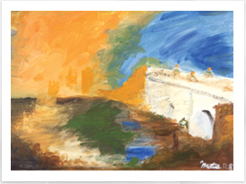 Romanticism - Painting  - Drawing on History - Homeschool Art Curriculum